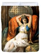 Slave Of The Orient Duvet Cover by Terry Reynoldson