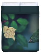 So It's Goodbye To Love Duvet Cover by Laurie Search