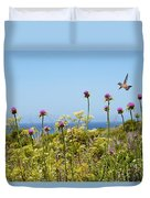Soaring Beauty Duvet Cover by Lynn Bauer