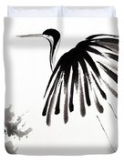 Soaring High Duvet Cover by Oiyee  At Oystudio