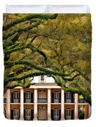 Southern Class painted Duvet Cover by Steve Harrington