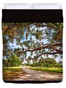 Southern Serenity Duvet Cover by Steve Harrington