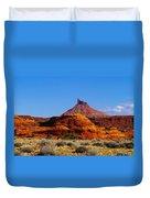 Southern  Utah Duvet Cover by Jeff Swan