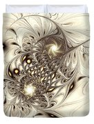 Sparrow Duvet Cover by Anastasiya Malakhova