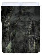 Spirit of the Inquisitor Duvet Cover by Dan Stone