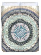 Spiritual Growth Duvet Cover by Anastasiya Malakhova