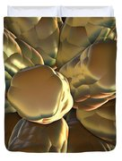 Spores Duvet Cover by Greg Moores