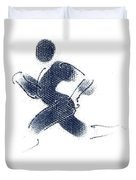 Sport A 1 Duvet Cover by Theo Danella