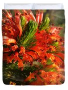 Spring Blossom 11 Duvet Cover by Xueling Zou