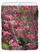 Spring Neighborhood Duvet Cover by Carol Groenen