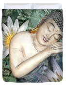 Spring Serenity Duvet Cover by Christopher Beikmann