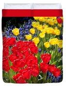 Spring Sunshine Duvet Cover by Carol Groenen