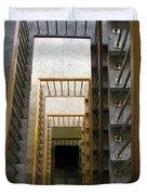 Stairs Duvet Cover by Ausra Paulauskaite