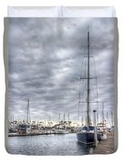 Standing Tall Duvet Cover by Heidi Smith