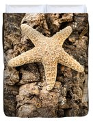 Starfish Duvet Cover by Edward Fielding