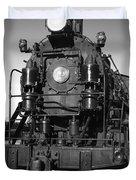 Steam Engine Duvet Cover by Robert Bales