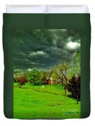 Storm Anticipation Duvet Cover by PainterArtist FIN