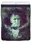 Strange Fellow 2 Duvet Cover by James W Johnson