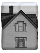 Stratford Point Duvet Cover by Catherine Reusch  Daley