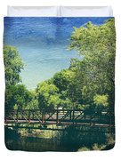 Summer Draws Near Duvet Cover by Laurie Search