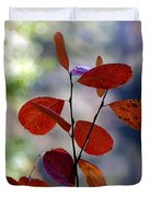 Summer's End Duvet Cover by Brian Wallace