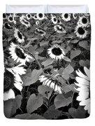 Sun Fam Duvet Cover by Robert McCubbin
