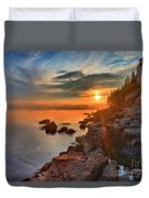 Sun Shots Duvet Cover by Adam Jewell