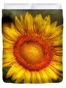 Sunflower Duvet Cover by Adrian Evans