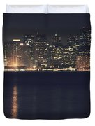 Surrender All Your Dreams To Me Tonight Duvet Cover by Laurie Search