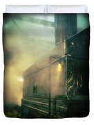 Sweet Steam Duvet Cover by Edward Fielding