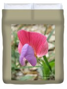 Sweet Tiny Wildflower Duvet Cover by Lainie Wrightson