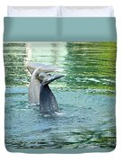 Tails Duvet Cover by Cheryl Young