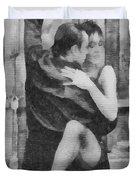 Tango Duvet Cover by Ayse Deniz