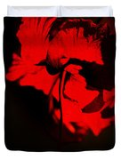 Tango Of Passion For You Duvet Cover by Jenny Rainbow