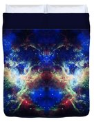 Tarantula Reflection 1 Duvet Cover by The  Vault - Jennifer Rondinelli Reilly