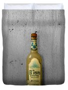 Tequila And Vino Tinto Duvet Cover by Cheryl Young