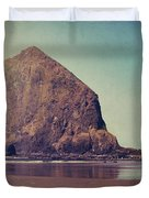 That Feeling in the Air Duvet Cover by Laurie Search
