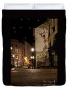 The Adventures Of Nero Duvet Cover by Juli Scalzi