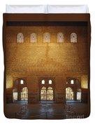 The Alhambra King Room Duvet Cover by Guido Montanes Castillo