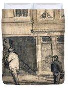 The Bakery In De Geest Duvet Cover by Vincent Van Gogh