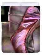 The Ballerina Duvet Cover by Reggie Duffie