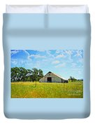 The Barn Duvet Cover by Cheryl Young