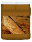 The Barn Door Duvet Cover by William Jobes