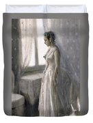The Bride Duvet Cover by Anders Leonard Zorn