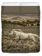 The Chaperone Duvet Cover by Joan Davis