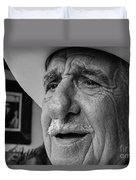 The Cigar Maker Duvet Cover by Rene Triay Photography