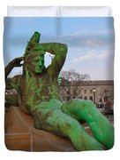 The Dry Season Duvet Cover by Bill Cannon