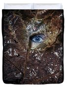The Eye Duvet Cover by Joana Kruse