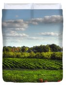 The Farm Duvet Cover by Joann Vitali