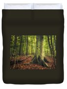 The Giving Tree Duvet Cover by Scott Norris